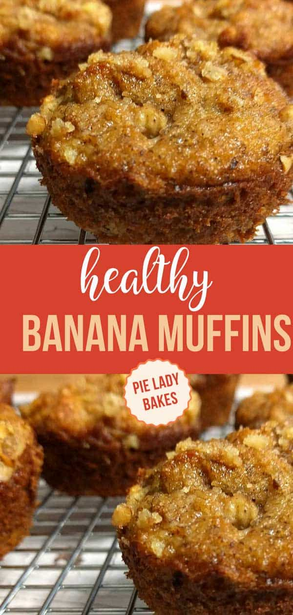 This Paleo Banana Muffin Recipe will surprise you!  Moist and packed with amazing goodness and flavor, this Paleo Banana Muffin just tastes so good!  And super easy to bake too.  Make a double batch so that you can throw them in the freezers for lunches and snacks.  Totally yummy! #paleo #paleobananamuffinrecipe #easyrecipes #healthymuffins #bananamuffins #youcanliverichonless #howtomakemuffins #breakfastideas