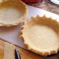 Pie Crust From My Food Processor