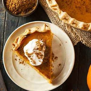 The Best Homemade Pumpkin Pie Recipe!