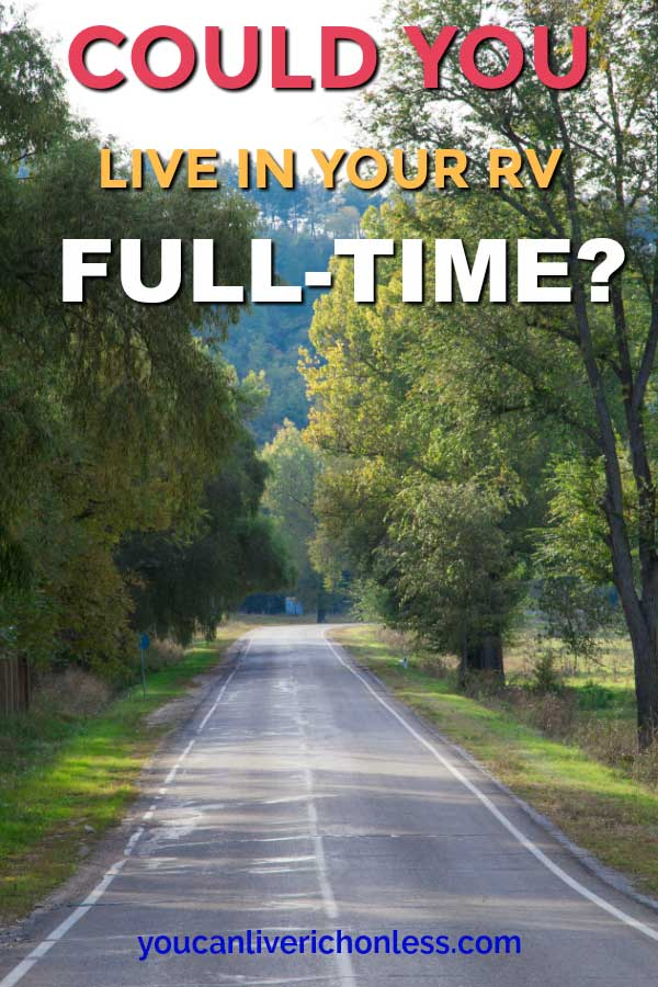 Full Time RV Living is very popular! Have you every wondered what it would be like to live in an RV full time? Full time RV Living is affordable too! We've got 33 reasons why full time RV living has become so popular. #rv #rvlife #rvling #simple #simpleliving #lifestyle #camping