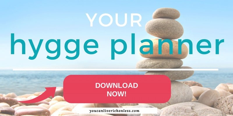 Summer Hygge is here! Make some magic with this How to Hygge in Summer Guide. Hygge, or happiness is so much better in the summer! I just love the weekly Hygge Planner she includes as a freebie! #youcanliverichonless.com #hygge #hyggesummer #summer #summerfun #happiness