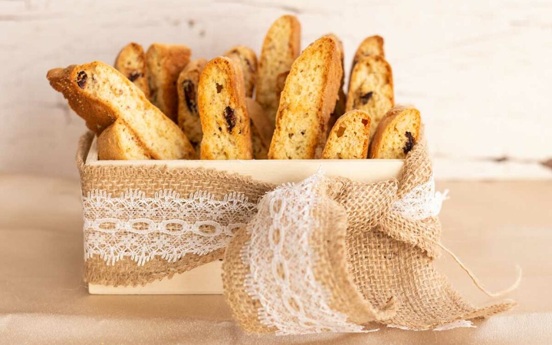 Cake Mix Biscotti To Try Right Now!