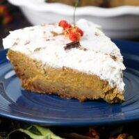 Kahlua Pumpkin Pie Recipe | A Classic Goes Mayan!