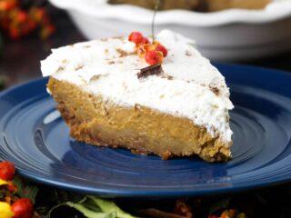 Kahlua Pumpkin Pie Recipe   A Classic Goes Mayan!