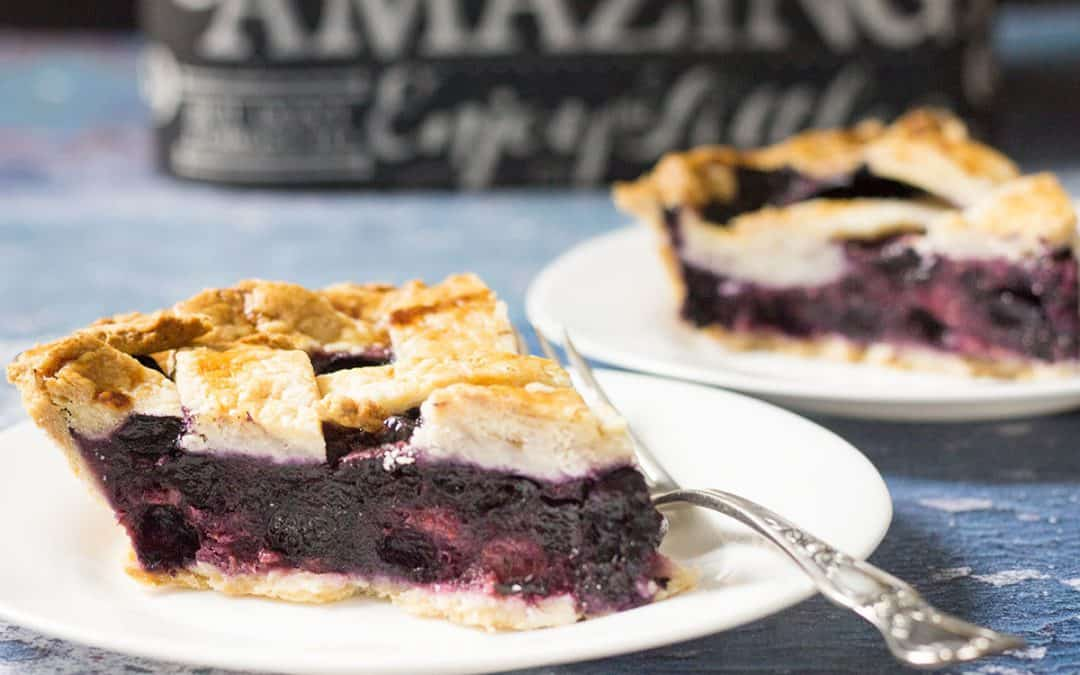 The Best Razzleberry Pie Recipe
