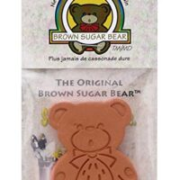 Brown Sugar Bear 54923 Original Brown Sugar Saver and Softener, Single,