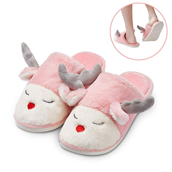 Women's Cute Animal Slippers