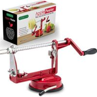 Cast Magnesium Apple/Potato Peeler Corer