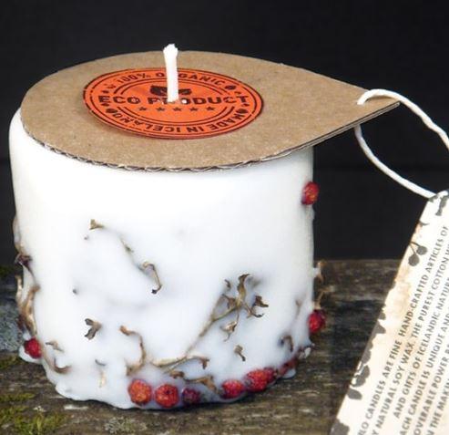 Icelandic Moss Candle