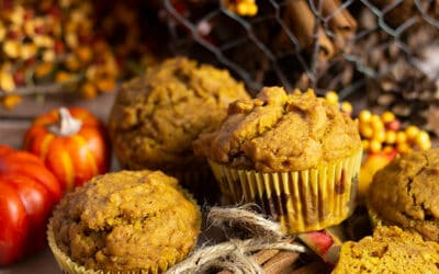 The Best Pumpkin Muffin Recipe