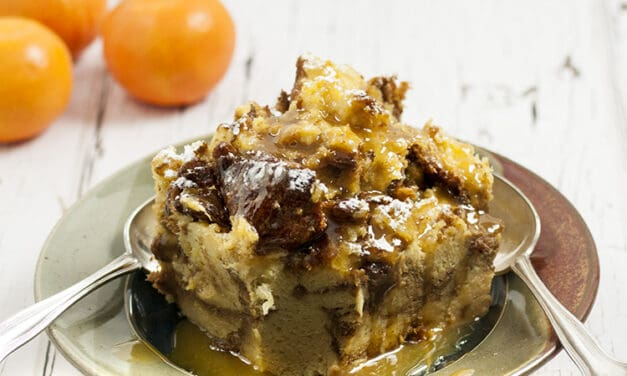 Panettone Bread Pudding Recipe {Instant Pot}