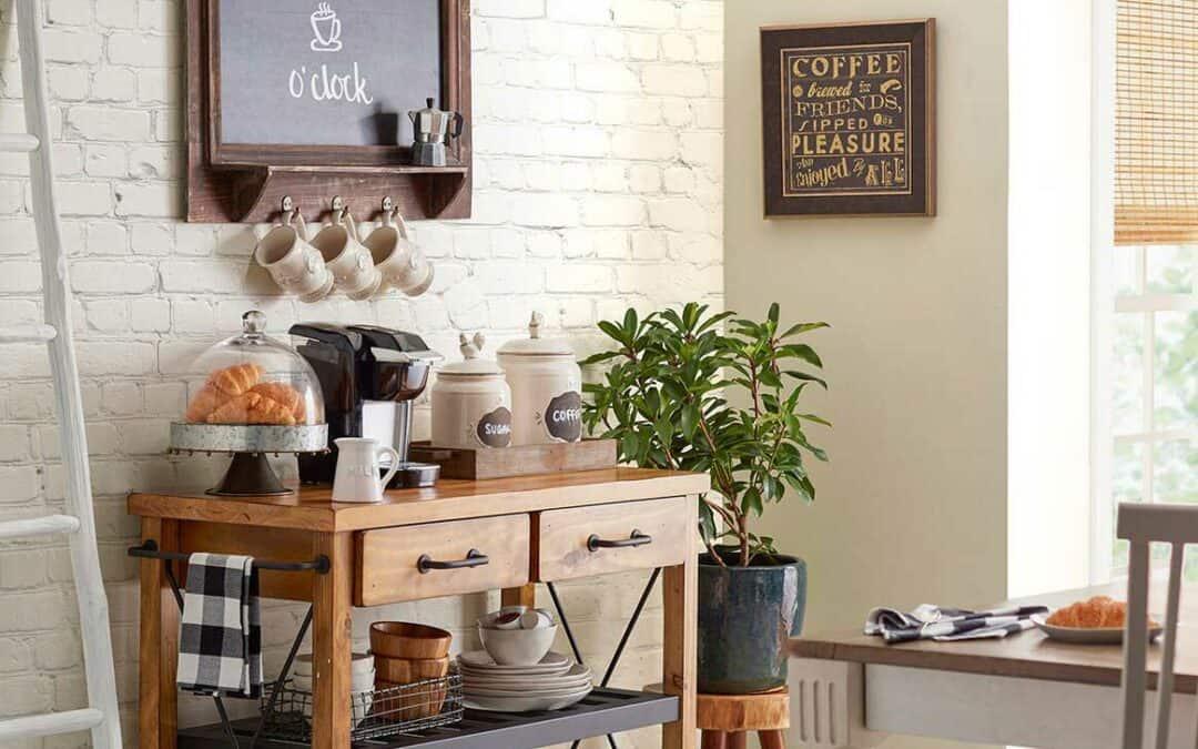 17 Unique Farmhouse Kitchen Pantry Storage Ideas