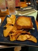 Rakesh's Crab Cake Sandwich