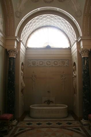 Une baignoire pour l'architecte qui rêve de s'y prélasser
