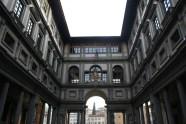 La Piazza degli Uffizi