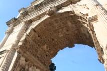L'arc de Septime Sévère