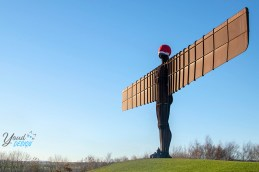Santa Angel of the North