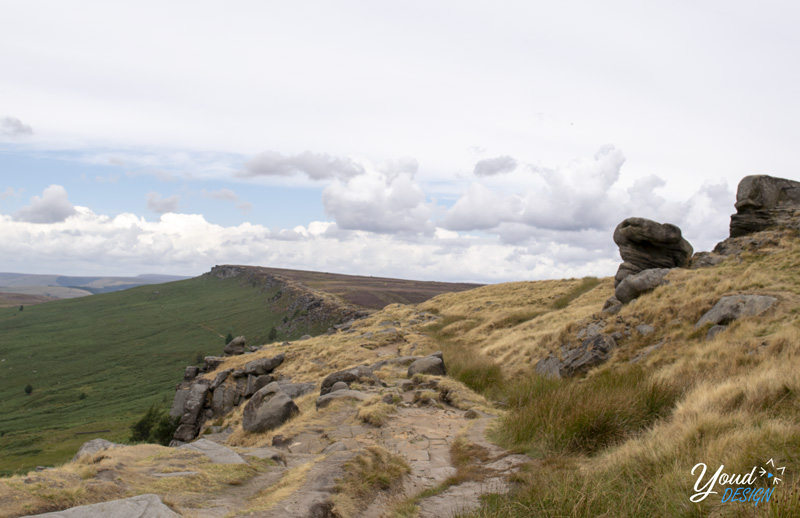 Stanage Edge, Peak District