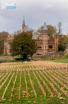Field of Remembrance, Saltwell Park