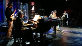 Flat Rock Playhouse Elvis backup band