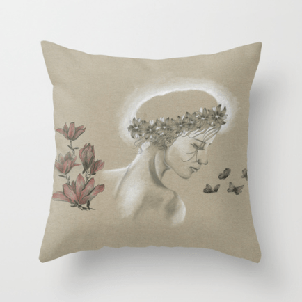 as if pillow by youdesignme