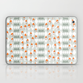 walking down the road illustration by youdesignme ipad case