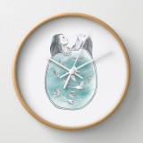 illustration-by-youdesignme_twins3_wallclock