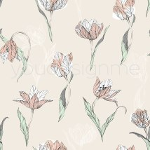 tulips-on-beige