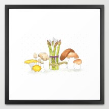 asparagus and mushrooms_youdesignme