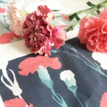 carnation-fabric