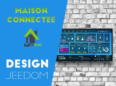 Jeedom Widget : IconeAction