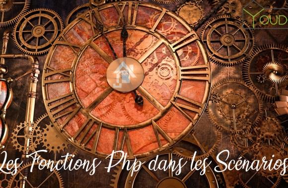 Les Fonctions PHP dans les scénarios  Jeedom