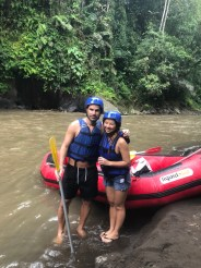 white water rafting ayung river Best Budget Travel Guide For Bali