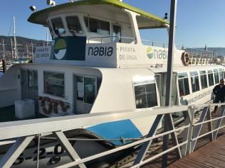 ferry from vigo and moaña