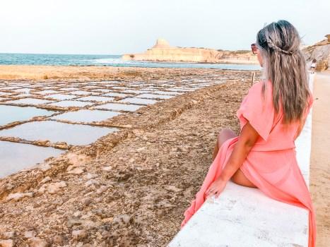 Salt Pans How To Travel Around Malta On A Budget