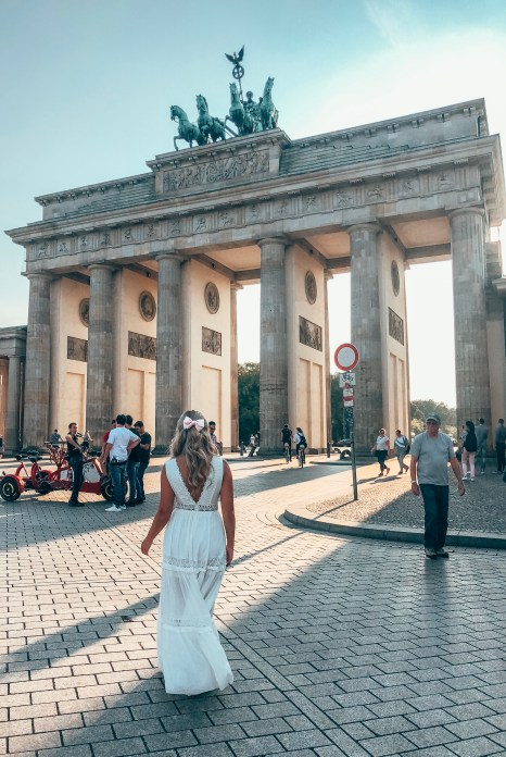 Brandenburg Gate Travel Guide To Berlin On A Budget
