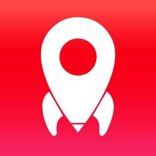 Rocketman app logo