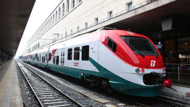 Leonardo Express Train Explore Rome On A Budget