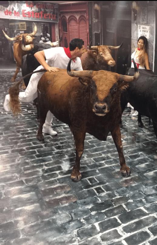 Pamplona Bull Run guide