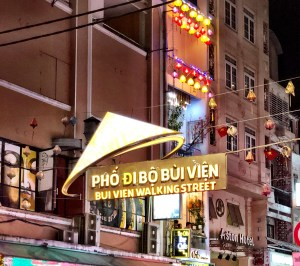 Ho Chi Minh Walking Street Budget Travel Guide To Vietnam