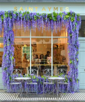 Saint Acmes Top London Floral Instagram Locations