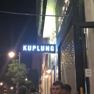 Kuplung Ruins Bar Budapest