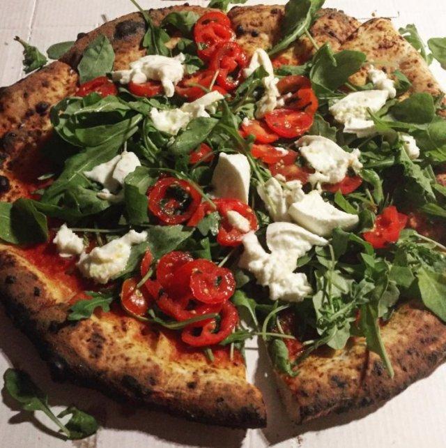 PIzza Del Sortidor barcelona napoli style pizza