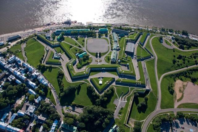 aerial view Citadelle de Québec travel tips for quebec city