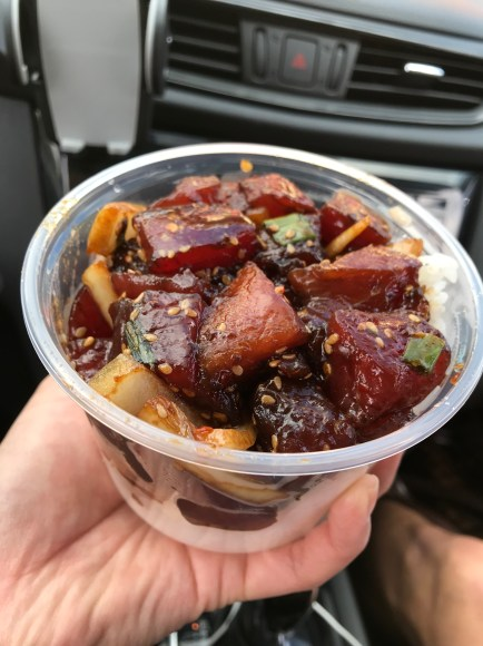 Kahuku Superette Poke Travel Budget Guide To Oahu