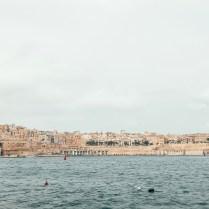view of valleta malta