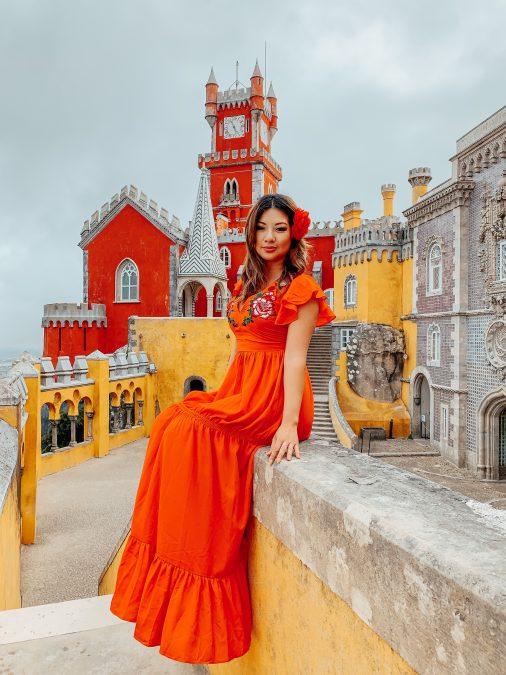 Palácio Nacional da Pena Sintra & Cascais DIY Itinerary