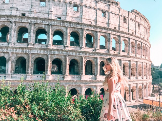 Colosseum explore rome on a budget