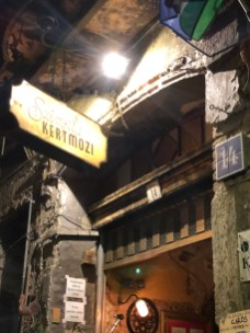 Szimpla Kert Ruins Bar Budapest