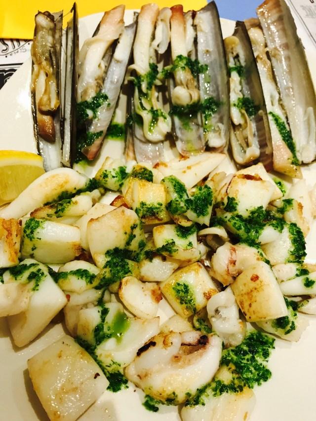 fresh seafood la paradeta barcelona